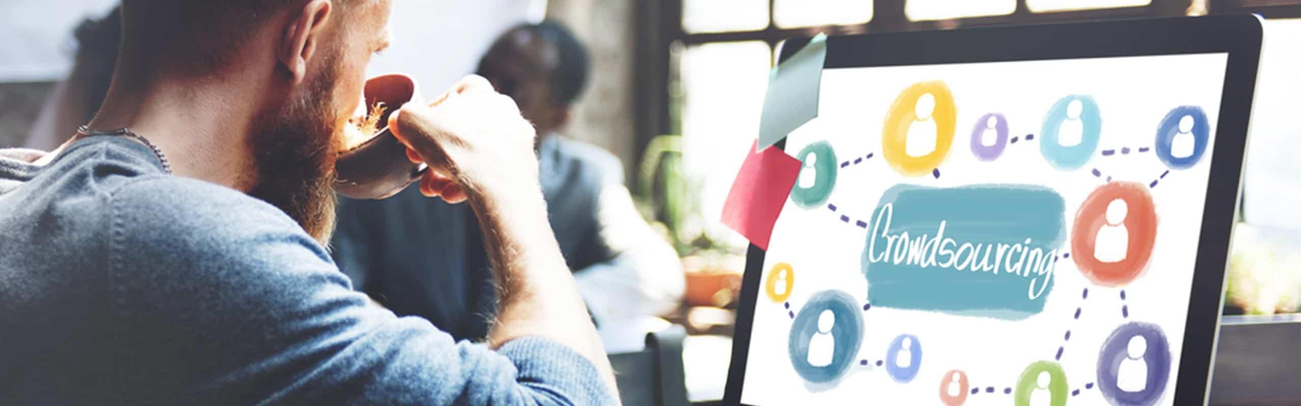descubre el crowdsourcing y su importancia en el negocio colaborativo