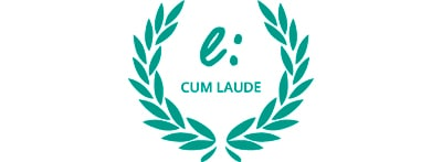 Sello Cum Laude de Emagister