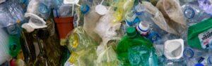 Los residuos inertes y otros tipos de residuos